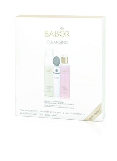 Babor Silicone Cleansing Brush Promo Set Renksiz
